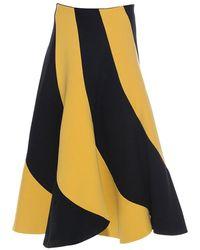 Yohji Yamamoto - Circle Skirt, Circa 1990's - Lyst
