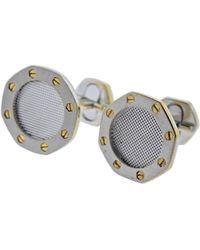 Audemars Piguet Royal Oak Gold Cufflinks - Metallic