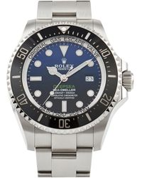 Rolex Sea-dweller James Cameron Deepsea Dial Watch 126660-0002 - Blue