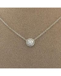 Penny Preville Ladies Diamond Necklace N1110w - Multicolor