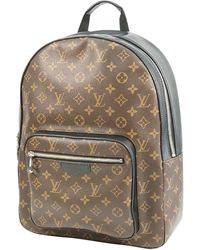 Louis Vuitton Josh Backpack Mens Ruck Sack Daypack M41530 - Brown