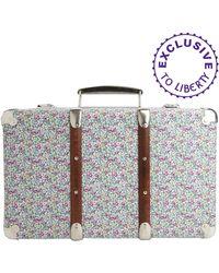 Liberty - Floral Eloise Print Mini Suitcase - Lyst