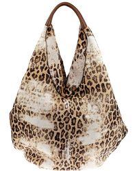 VBH - Leopard Print Bucket Bag - Lyst