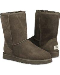 Ugg Classic Short Sheepskin Boots - Lyst