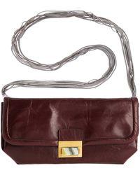 Lanvin Maisha Shoulder Bag - Lyst