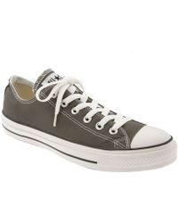 Converse Women'S Chuck Taylor Low Sneaker - Lyst