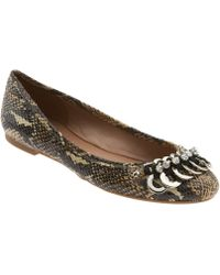 Jessica Simpson Early Flat - Lyst