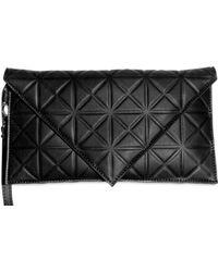 Gareth Pugh Envelope Clutch Bag - Black