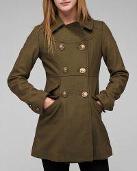 Tulle - Sailor Button Coat - Lyst