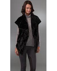Georgie | Ski Faux Fur Jacket | Lyst