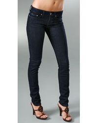 Joe's Jeans Chelsea Skinny Jeans - Blue