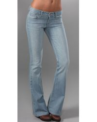 Pray For Mother Nature - Jesse Spanos Flare Jeans - Lyst