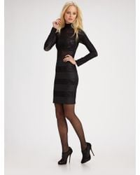 Pleasure Doing Business | Long-sleeve Lace Dress | Lyst