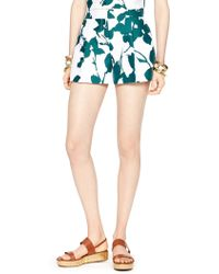 Kate Spade Madison Ave. Collection Majory Short - Green