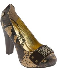 Naughty Monkey Cotton Tail 2 Pump - Lyst