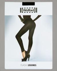 Wolford Flash Leggings - Lyst