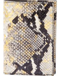 Graphic Image - Passport Cover - Lyst