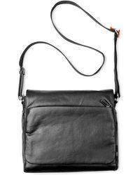Jost Medium Bonn Messenger Bag - Black