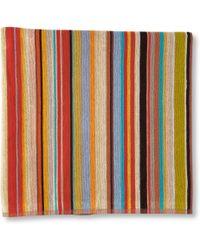 Paul Smith Multi Stripe Beach Towel - Multicolour