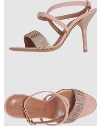 Les Tropeziennes - High-heeled Sandals - Lyst