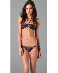 Insight - Gladys Bandeau Bikini - Lyst