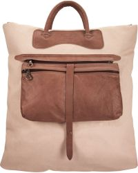 Jas MB | Detachable Leather Pocket Shopper | Lyst