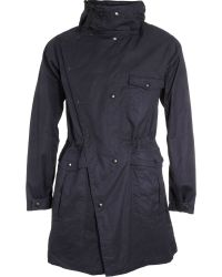 Engineered Garments   Snap Front Mountain Anorak   Lyst