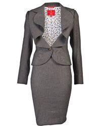 Vivienne Westwood Red Label - Skirt Suit - Lyst