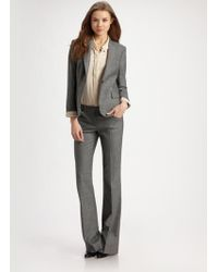 Theory - Max Stretch Wool Suit Pants - Lyst