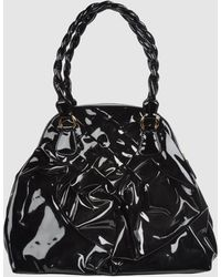 Valentino Large Leather Bag - Lyst