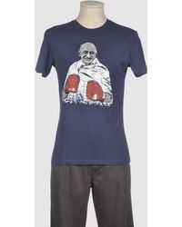 Impure - Short Sleeve T-shirt - Lyst