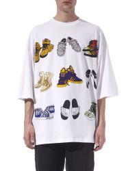 Men s Jeremy Scott for adidas Clothing Online Sale 8bd50c2e0218