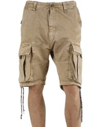 People - Cargo Shorts - Lyst
