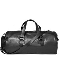 Marc By Marc Jacobs - Leather Duffle Holdall Bag - Lyst