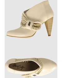 Miss Sixty Shoe Boots - Lyst