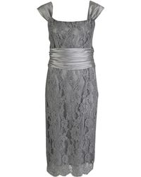Paddy Campbell - Metallic Lace Dress - Lyst