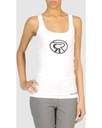 Rock & Republic Top - Lyst