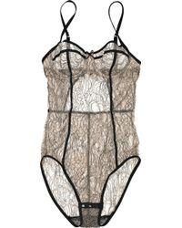 Damaris - Nouvelle Amour Lace Bodysuit - Lyst