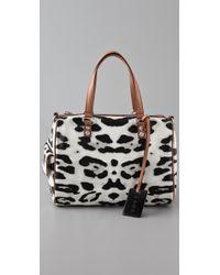 L.A.M.B. - Snow Leopard Chapelton Bag - Lyst