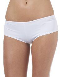 Marlies Dekkers Peace Brazilian Shorts - Lyst