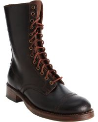 Julian Boots - Lace Up Boot - Lyst