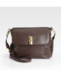 Marc Jacobs Paradise Baxter Leather Shoulder Bag - Lyst