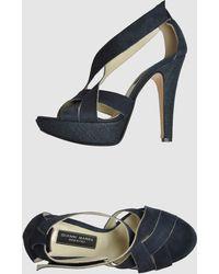 Gianni Marra Platform Sandals - Lyst