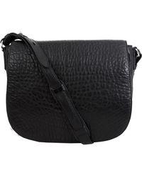 Alexander Wang Lia Sling Studded Leather Messenger Bag - Black