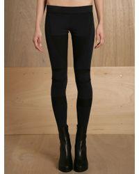 Ohne Titel - Womens Knee Roll Legging - Lyst