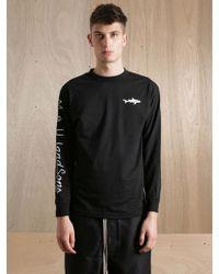 Maui & Sons Longsleeve T Shirt - Black