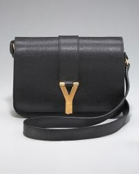 Saint Laurent Chyc Flap Shoulder Bag, Medium - Lyst
