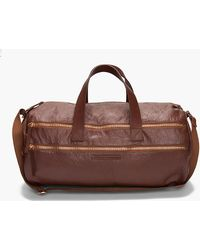 Marc By Marc Jacobs - Leather Duffle Bag - Lyst