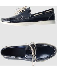 Bally Laced Shoes - Blue