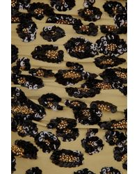 Manoush - Sequin-embellished Leopard-print Swimsuit - Lyst